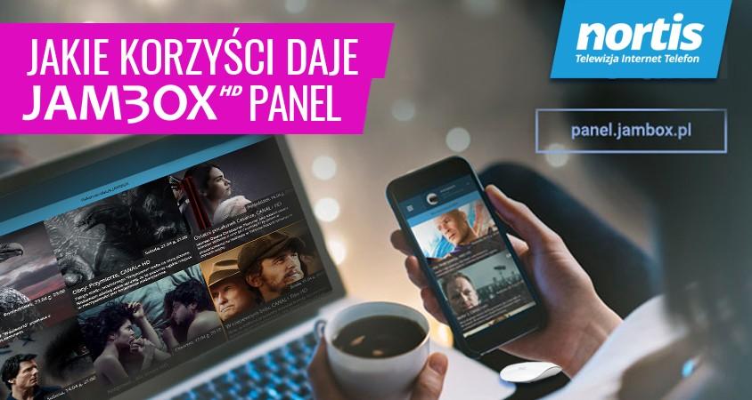 Jambox Panel