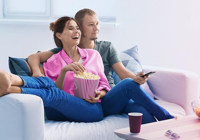 Telewizja + internet